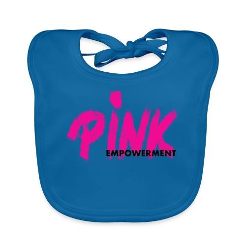 Pink Empowerment - Baby Bio-Lätzchen