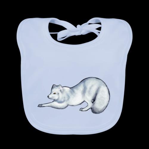 Arctic Fox - Organic Baby Bibs