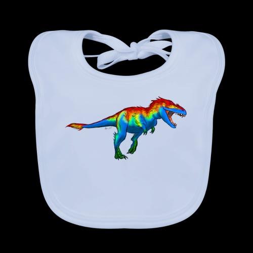 T-Rex - Organic Baby Bibs