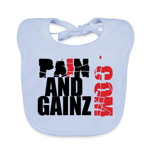 painandgainz3 - Bavaglino ecologico per neonato