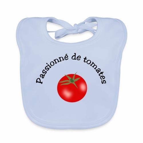 Tomate rouge - Baby Organic Bib