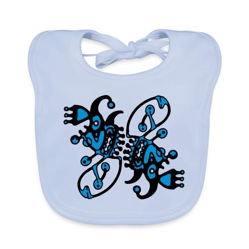 Tribal T-Shirt Design - Baby Bio-Lätzchen