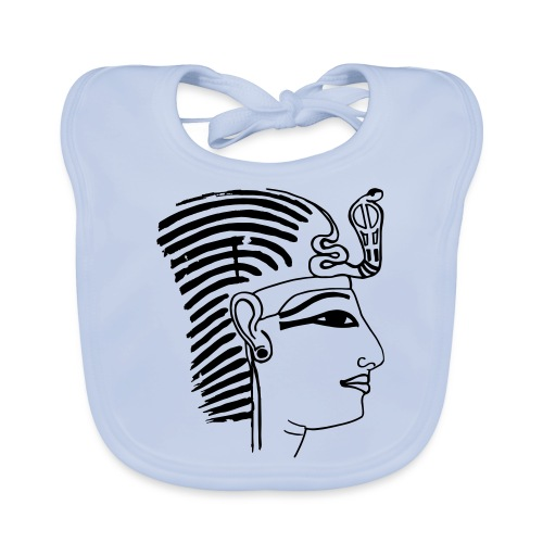 Pharao SethosI Ägypten - Baby Bio-Lätzchen