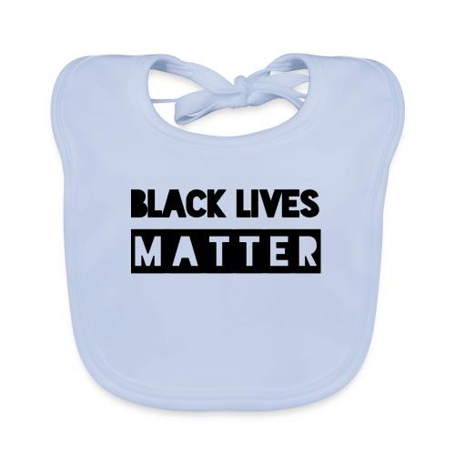 Black Lives Matter - Bio-slabbetje voor baby's