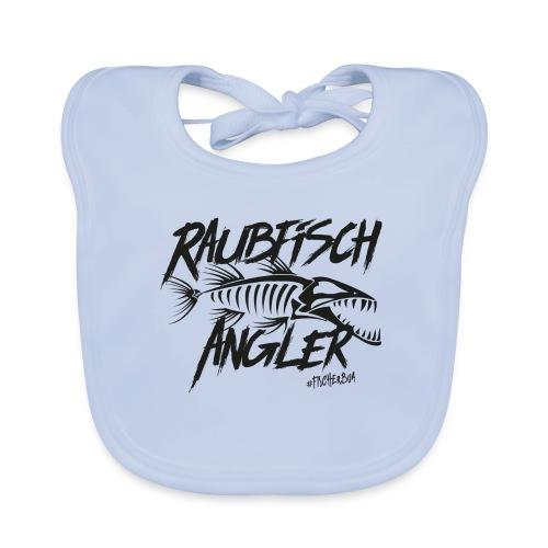 Raubfischangler - Baby Bio-Lätzchen