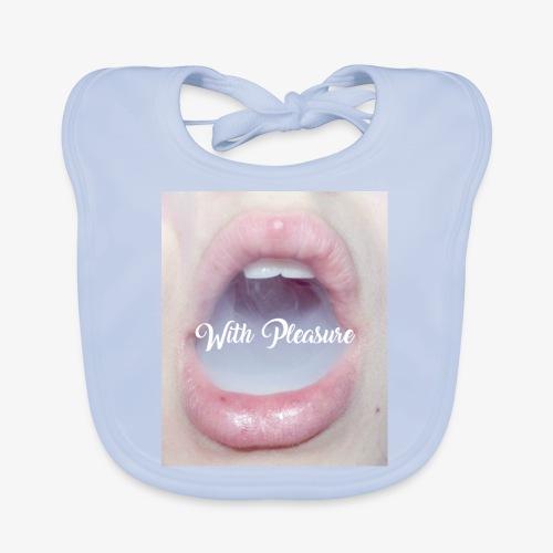 With Pleasure Mouth 2 - Baby Organic Bib