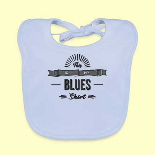 Blues Musik and Dance Shirt - Baby Bio-Lätzchen