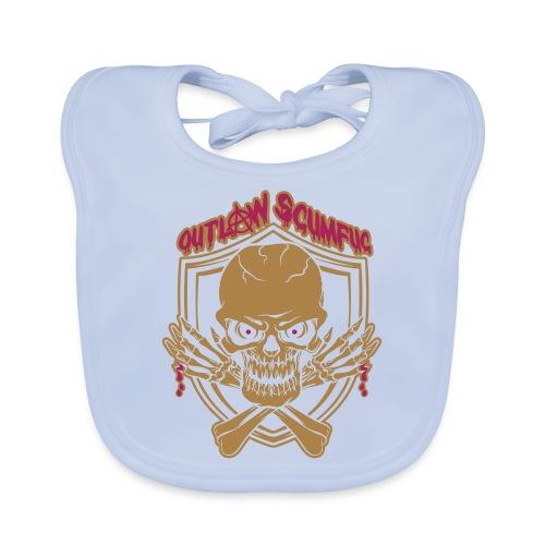 Outlaw Scumfuc - Baby Bio-Lätzchen