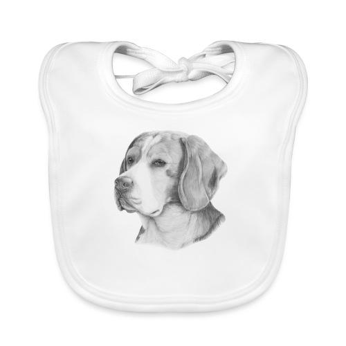 beagle M - Baby økologisk hagesmæk