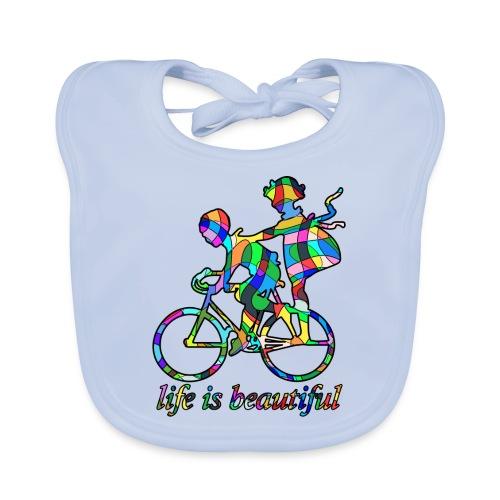 Life is beautiful - Baby Bio-Lätzchen