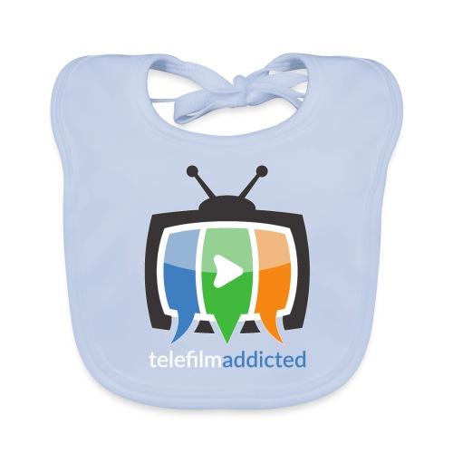 Logo Telefilm Addicted - Bavaglino ecologico per neonato