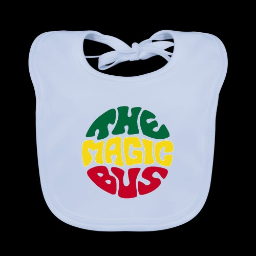 THE MAGIC BUS - Baby Organic Bib