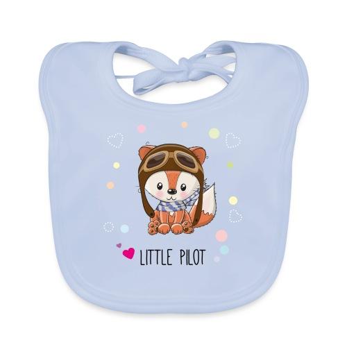 The cute bear - Organic Baby Bibs