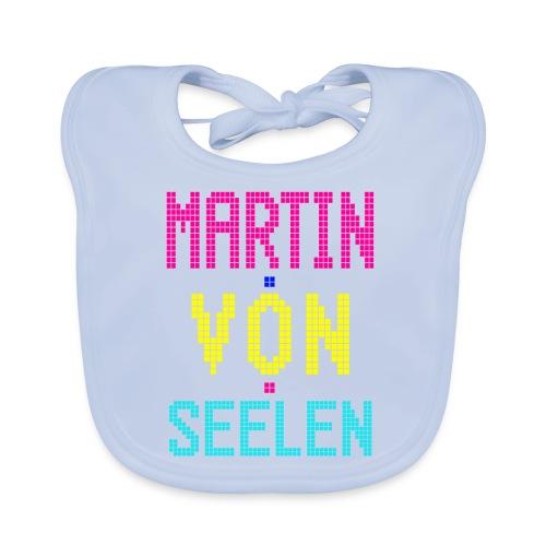 Martin von Seelen fan t-shirt - Baby økologisk hagesmæk