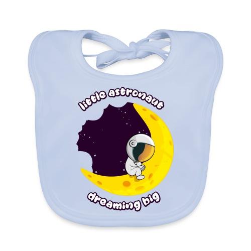 Baby Astronaut - Baby Bio-Lätzchen