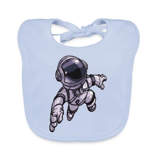 Astronaut Giant Leap - Organic Baby Bibs