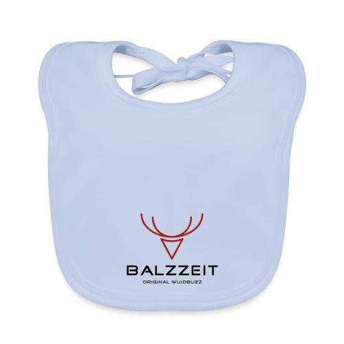 WUIDBUZZ | Balzzeit | Männersache - Baby Bio-Lätzchen