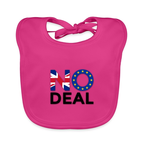 No Deal - Baby Organic Bib