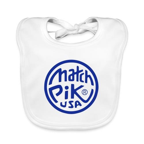 Scott Pilgrim s Match Pik - Baby Organic Bib