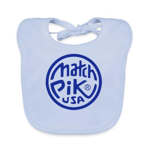 Scott Pilgrim s Match Pik - Organic Baby Bibs