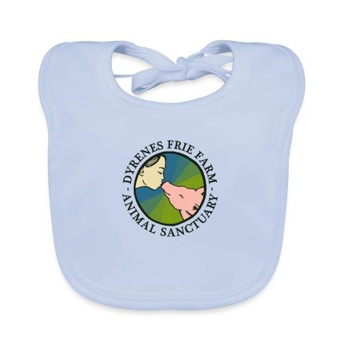 Dyrenes Frie Farm Logo - Hagesmække af økologisk bomuld