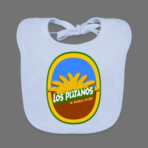 Los Platanos - Baby økologisk hagesmæk
