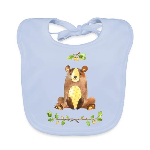 Forest1 - Bio-slabbetje voor baby's