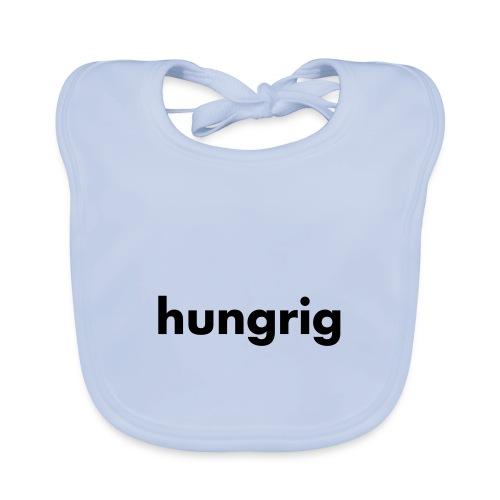 hungrig - Baby Bio-Lätzchen