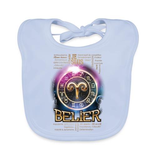 BELIER - Bavoir bio Bébé
