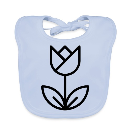 foundedroos - Baby Organic Bib