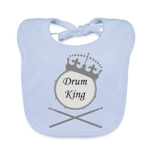 drumking - Baby Bio-Lätzchen