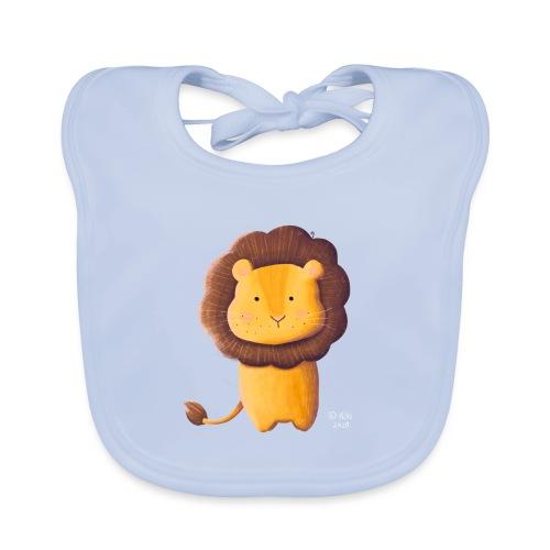 Kleiner Löwe - Baby Bio-Lätzchen