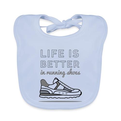 Running Shoes - Baby Bio-Lätzchen