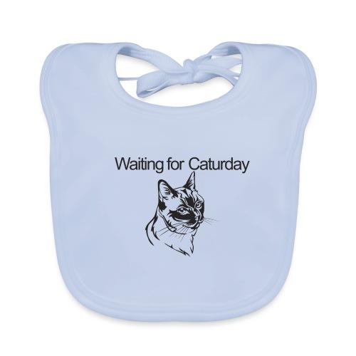 Caturday - Organic Baby Bibs