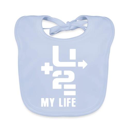 U 2 MY LIFE - Baby Organic Bib