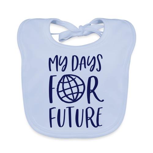my days for future - Achtsamkeit jeden Tag - Baby Bio-Lätzchen