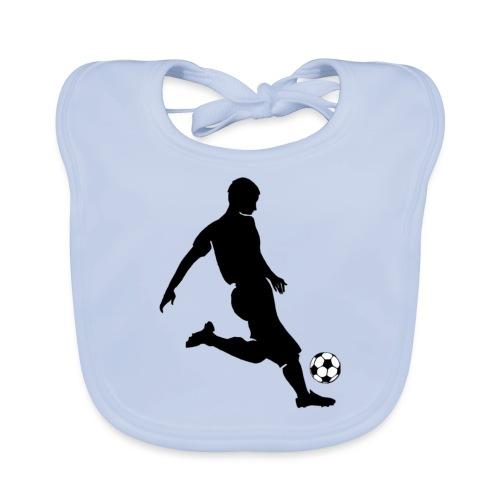 Calcio - Bavaglino ecologico per neonato