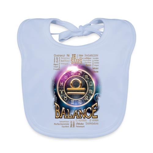 BALANCE - Bavoir bio Bébé