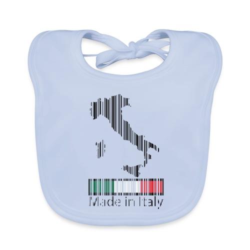 Made in Italy - Bavaglino ecologico per neonato