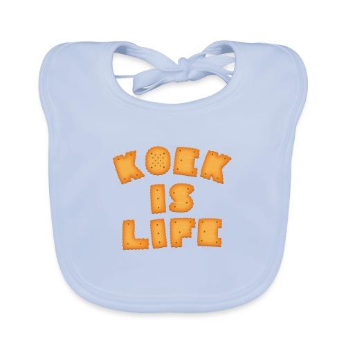 koek is life - Bio-slabbetje voor baby's