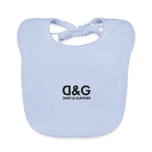 DG-logo - Bio-slabbetje voor baby's
