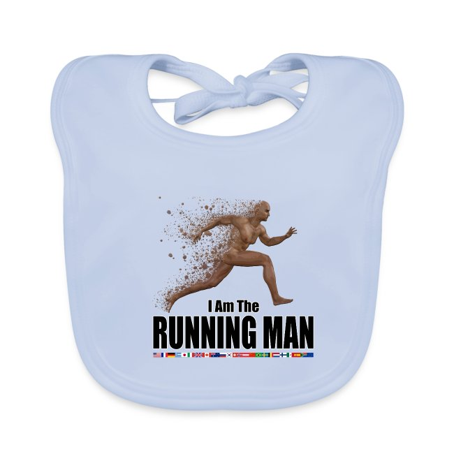 I am the Running Man - Sportswear for real men