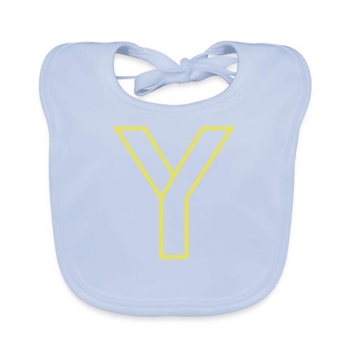 ChangeMy.Company Y Yellow - Baby Bio-Lätzchen