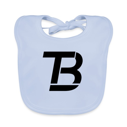 brtblack - Baby Organic Bib