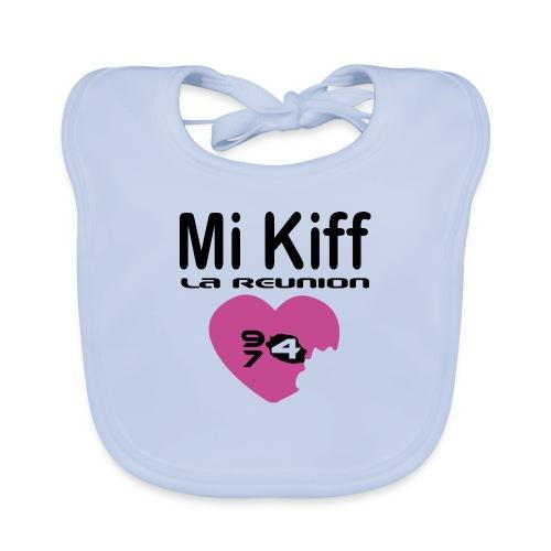Mi Kiff la reunion - Bavoir bio Bébé