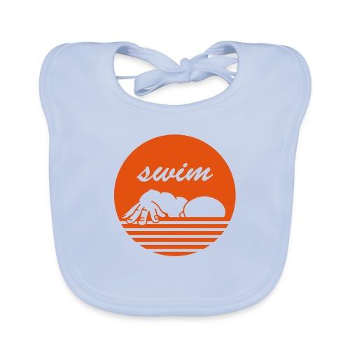swim! Schwimmer Kraulen - Baby Bio-Lätzchen