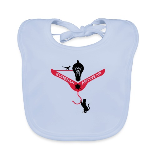 From The Catbird's - Baby Organic Bib