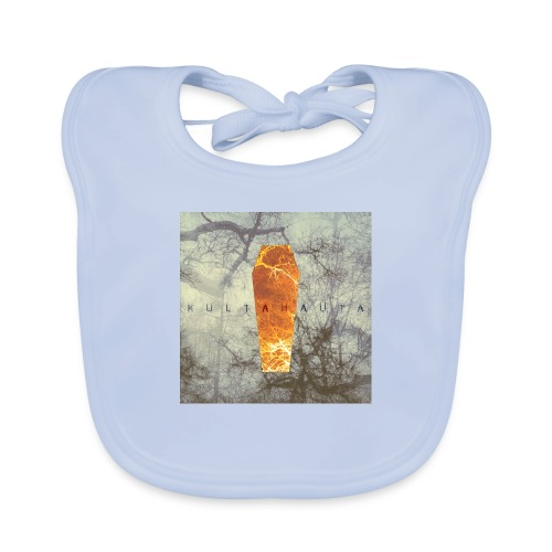 Kultahauta - Baby Organic Bib