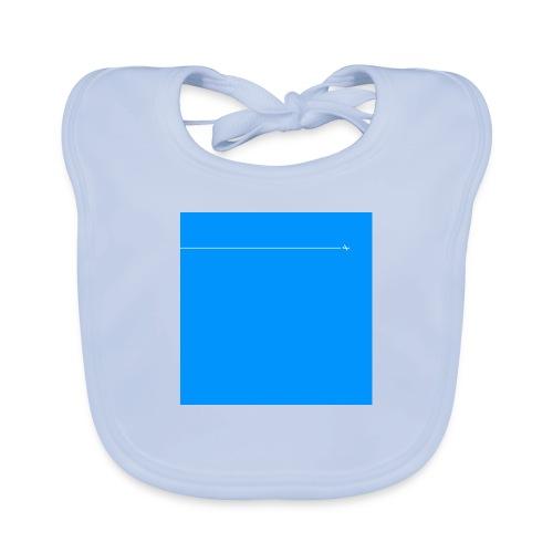 sklyline blue version - Bavoir bio Bébé