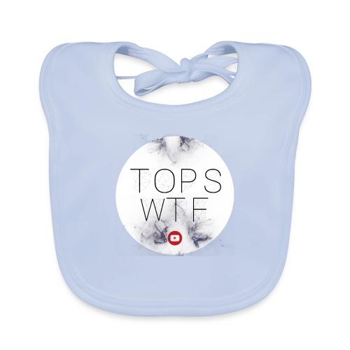 Official TOPS WTF T-Shirt - Baby Organic Bib